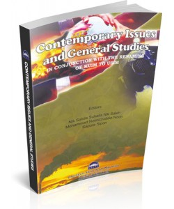 CONTEMPORARY ISSUE AND GENERAL STUDIES