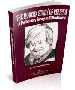 THE MODERN STUDY OF RLIGION: A PRELIMINARY SURVEY ON CLIFFORD GEERTZ