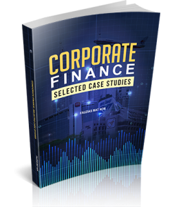 CORPORATE FINANCE : SELECTED CASE STUDIES