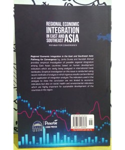 REGIONAL ECONOMIC INTEGRATION IN EAST AND SOUTHEAST ASIAN  PATHWAY FOR  CONVERGENCE