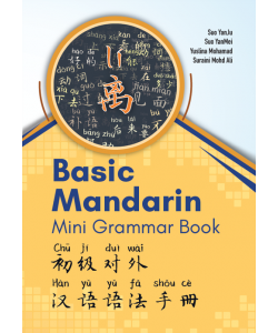 BASIC MANDARIN MINI GRAMMAR BOOK