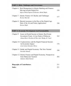 ISLAMIC FINANCE IN DIGITAL ECONOMY VOL.6, YTI LECTURE SERIES