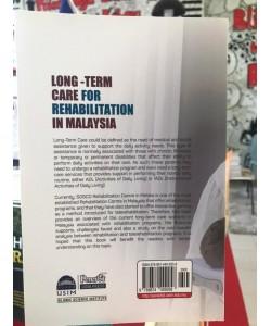 LONG-TERM CARE FOR REHABILITATION IN MALAYSIA