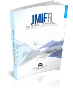 THE JOURNAL OF MUAMALAT AND ISLAMIC FINANCE RESEARCH - VOL. 12 (1)
