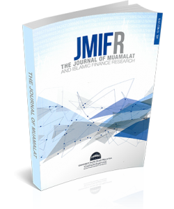 THE JOURNAL OF MUAMALAT AND ISLAMIC FINANCE RESEARCH - VOL. 13