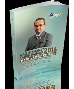 MAJLIS AMANAT TAHUN BAHARU 2016 NAIB CANSELOR USIM