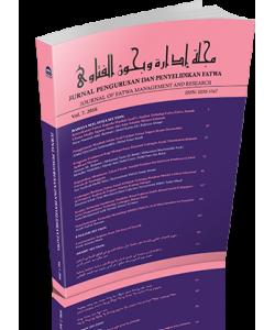 JURNAL PENGURUSAN DAN PENYELIDIKAN FATWA VOL. 7