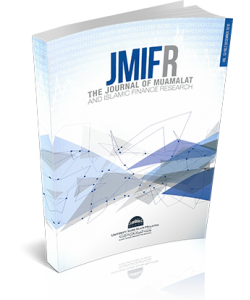 THE JOURNAL OF MUAMALAT AND ISLAMIC FINANCE RESEARCH - VOL. 13 (2)