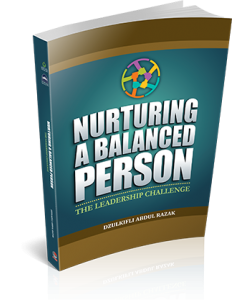 NURTURING A BALANCED PERSON THE LEADERSHIP CHALLENGE