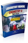 LABORATORY MANUAL CHEMISTRY II (TMS 0434)