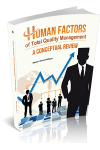 HUMAN FACTOR OF TOTAL QUALITY MANAGEMENT A CONCEPTUAL REVIEW