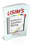 USIM'S HANDBOOK ON ACADEMIC WRITING