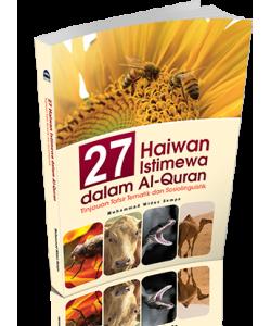 27 HAIWAN ISTIMEWA DALAM AL-QURAN - TINJAUAN TAFSIR TEMATIK DAN SOSIOLINGUISTIK