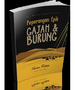 PEPERANGAN EPIK GAJAH & BURUNG
