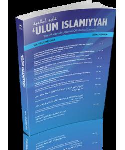 ULUM ISLAMIYYAH JOURNAL VOL.10 / 2013